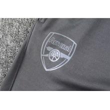 Взрослый бордово-серый костюм Арсенала 2018-2019 герб клуба
