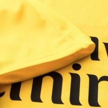 Вратарская домашняя футболка Милана 2018-2019 рукав