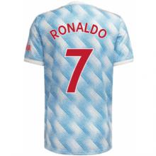 Гостевая футболка Роналду 2021-2022