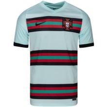Домашняя футбольная форма сборной Португалии ЕВРО 20-21