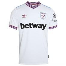 Гостевая игровая футбольная форма Вест Хэм 2019-2020 футболка