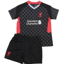 Детская третья футбольная форма Садио Мане 2020-2021 футболка шорты