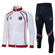 Бело-черный костюм ПСЖ 2021-2022