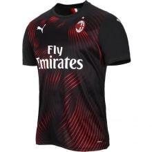 Взрослая третья футбольная форма Милана 2019-2020 футболка