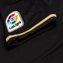 Гостевая футболка Барселоны 2020-2021 Лионель Месси рукав