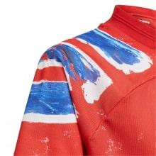 Лимитированная футболка Баварии 2020-2021 Томас Мюллер ткань на рукаве