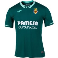 Гостевая игровая футболка Вильярреал 2019-2020