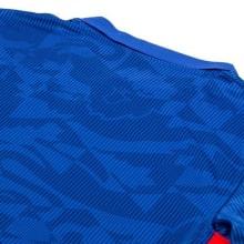 Гостевая футболка сборной Англии на Чемпионат Европы 2020 сзади