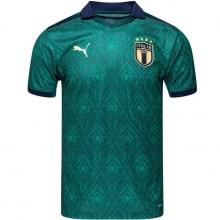 Третья аутентичная футболка Италии на ЕВРО 2020-21