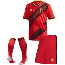 Гостевая аутентичная футболка Португалии на ЕВРО 2020-21