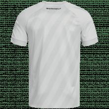Третья игровая футболка Байер Леверкузен 2019-2020 сзади