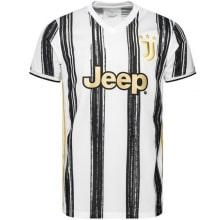 Домашняя игровая футболка Ювентуса 2020-2021