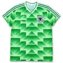 Гостевая футболка сборной Германии Ретро 1988-1991