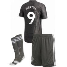 Детская гостевая футбольная форма Антони Марсьяль 2020-2021