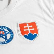 Комплект детской футбольной формы Германии на ЕВРО 2020 воротник