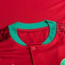 Домашняя футболка Германии Йозуа Киммих на ЕВРО 2020 воротник