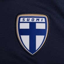 Домашняя футболка Германии Антонио Рюдигер на ЕВРО 2020 воротник