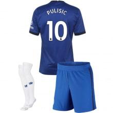 Детская домашняя форма Челси Кристиан Пулишич 2020-2021