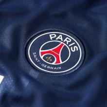 Домашняя футболка ПСЖ 2021-2022 Неймар герб клуба