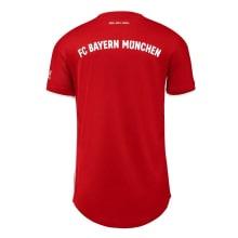 Домашняя игровая футболка Баварии 2020-2021 сзади