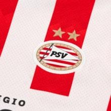 Комплект взрослой домашней формы ПСВ 2020-2021 футболка герб клуба