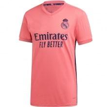 Гостевая игровая футболка Реал Мадрид 2020-2021