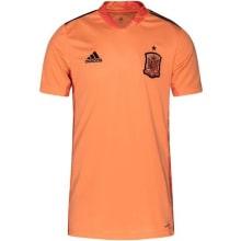 Домашняя вратарская футболка Испании на ЕВРО 2020-21