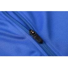 Черно-синий тренировочный костюм Интера 2021-2022 молния