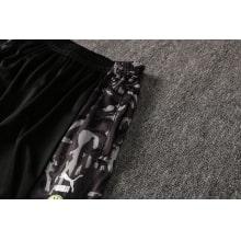 Черно-серый костюм Боруссии Дортмунд 2021-2022 штаны