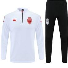 Черно-белый костюм Монако 2021-2022