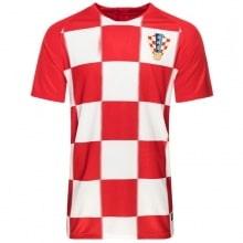 Домашняя футболка Хорватии Лука Модрич номер 10 ЧМ 2018 спереди