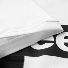 Взрослая гостевая форма Реал Мадрид 19-20 c длинными рукавами шорты сбоку