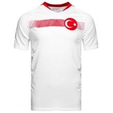 Гостевая футболка сборной Турции 2019-2020