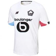 Третья игровая футболка Лилля 2020-2021