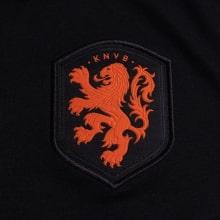 Женская гостевая футболка Голландии на Чемпионат Европы 2020-21 герб сборной