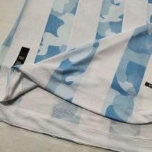 Детская домашняя форма Аргентины Лионель Месси 2020-2021 футболка ткань