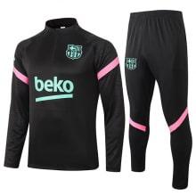 Черный костюм Барселоны 2020-2021