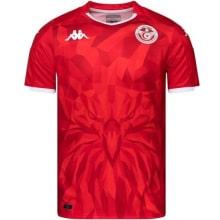 Гостевая футболка сборной Туниса 2020-2021