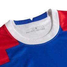 Гостевая футболка сборной Чили 2020-2021 воротник
