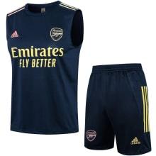 Темно-синяя тренировочная форма Арсенала 2021-2022