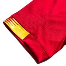 Домашняя футболка сборной Панамы 2020-2021 рукав
