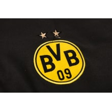 Черно-серый костюм Боруссии Дортмунд 2021-2022 герб клуба