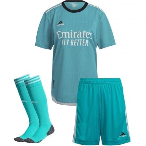Детская третья форма Реал Мадрид 2021-2022