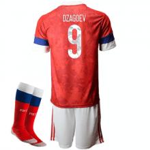 Детская домашняя форма России Дзагоев на ЕВРО 2020-21