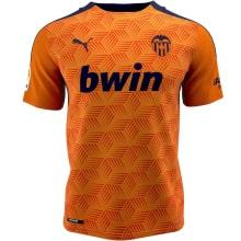 Детский комплект гостевой формы Валенсия 2020-2021 футболка