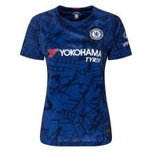 Женская домашняя футболка Челси 2019-2020