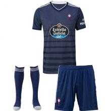 Детский комплект гостевой формы Сельта 2020-2021 футболка шорты и гетры