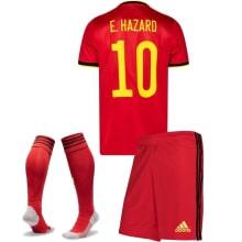 Гостевая игровая футболка Атлетико Мадрид 2019-2020 воротник