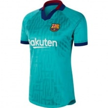 Женская третья футболка Барселоны 2019-2020