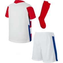 Детская гостевая форма Манчестер Юнайтед 19-20 Де Хеа футболка шорты и гетры